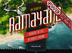 Chrome Experiment: Ramayana